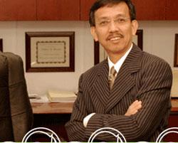 Chủ tịch kiêm tổng giám đốc CWS Cal Waste Solutions, ông David Dương