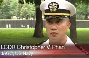 Thiếu tá hải quân Phan Vĩnh Chinh