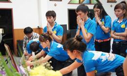 Giới trẻ Việt Nam tại Thái Lan tổ chức lễ cầu nguyện cho linh hồn cha Giacôbê và 11 bạn trẻ