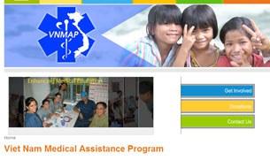 Trang web của VNMAP