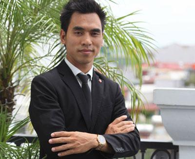 Anh Lê Lâm Tuấn, khóa 9, một gương thành công của KOTO.