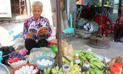 Bà Phan Thị Kim Hoa. Courtesy photo.