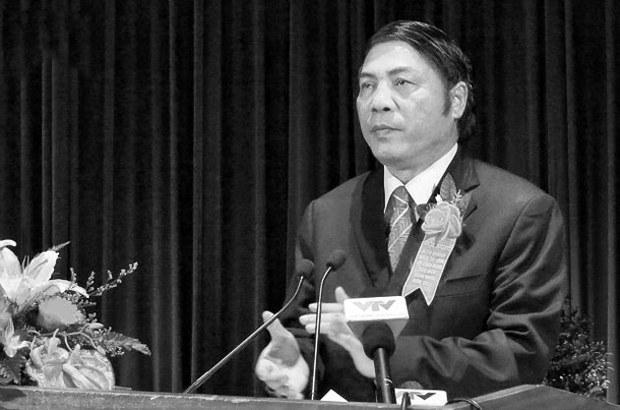 Ủy viên trung ương đảng cộng sản Việt nam, nguyên trưởng ban nội chính trung ương, Nguyễn Bá Thanh