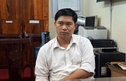 Bác sĩ Nguyễn Mạnh Tường, người vứt xác bệnh nhân xuống sông Hồng.