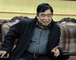 Giám đốc CA Hải Phòng Đỗ Hữu Ca. Photo courtesy of Trần An Lộc/danlambaovn