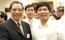 Tổng Bí Thư Nông Đức Mạnh và Tiến sĩ luật Cù Huy Hà Vũ. Photo of nuvuongcongly.net
