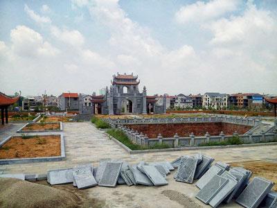 Công trình Văn Miếu Vĩnh Phúc trị giá gần 300 tỉ đồng