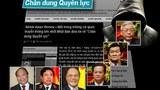 Nikkei Asian Review - Một trong những cơ quan truyền thông lớn nhất Nhật Bản đưa tin về Chân Dung Quyền Lực
