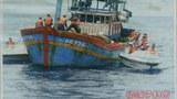 Báo Trung Quốc thường xuyên phổ biến hình ảnh TQ bắt tàu đánh cá Việt Nam.