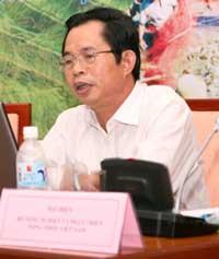 Ông Nguyễn Trường Tô, Chủ tịch ủy ban nhân dân Tỉnh Hà Giang. Photo courtesy of chinhphu.vn