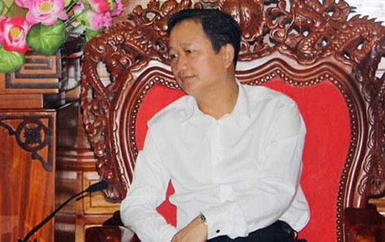 Ông Trịnh Xuân Thanh, ảnh minh họa chụp trước đây.