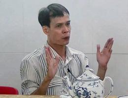 TS kinh tế Phạm Chí Dũng nhà bình luận độc lập, vừa được Tổ chức phóng viên không biên giới vinh danh là anh hùng thông tin (ducme-tv)