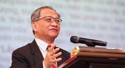 Chuyên gia kinh tế TS Lê Đăng Doanh, ảnh minh họa. Courtesy photo.