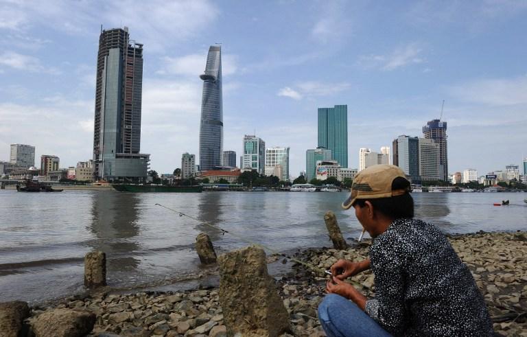 Ảnh minh họa chụp ở Thành phố Hồ Chí Minh năm 2013.
