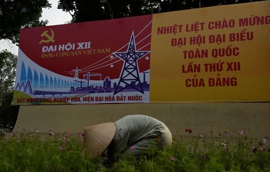 Ảnh minh họa chụp tại Hà Nội hôm 8/1/2016.