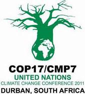 Biểu tượng Hội nghị  COP17-CMP 7  Durban