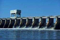 Đập Thủy điện, ảnh minh họa. AFP photo.