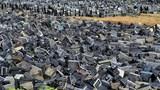 Một bãi rác điện tử ở Trung Quốc