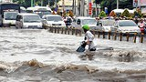 Người dân Sài Gòn chịu thảm cảnh này đến bao giờ. Đường phố Saigòn ngày 15 tháng 9, 2015