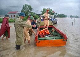 Hồ chứa nước là hồ Đồng Đáng, hồ Thung Cối và hồ Cây Trầu (huyện Tĩnh Gia, tỉnh Thanh Hóa) bất ngờ vỡ, gần 1 triệu m3 nước đổ ấp xuống nhấn chìm hơn 1.000 hộ dân (02 tháng 10, 2013)www.baodatviet.vn