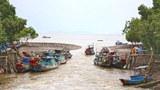 Nhiều vùng ở Đồng bằng sông Cửu Long đã có hiện tượng sạt lở ven biển ngày càng lấn sâu vào đất liền