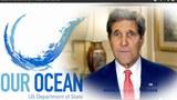 Ngoại trưởng Hoa Kỳ John Kerry đọc thông điệp khai mạc hội nghị