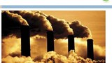 Ảnh minh họa. Ô nhiễm môi trường từ nhà máy nhiệt điện