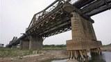 Khô hạn, Sông Hồng đã bị cạn trơ đáy lần đầu tiên từ gần 1 thế kỷ