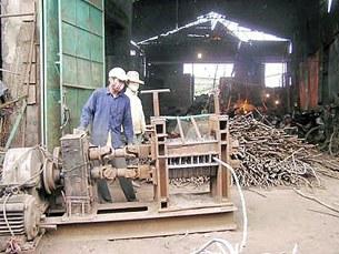 Làng nghề sản xuất sắt thép Đa Hội (Từ Sơn, Bắc Ninh) bị ô nhiễm nhiều năm