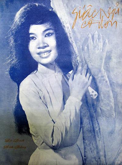 Nữ danh ca Thanh Thuý và sáng tác của cố nhạc sĩ Anh Bằng