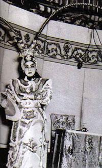 Cô Bảy Phùng Há, một đại danh lừng lẫy của nền cải lương Việt Nam. File photo.