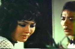 Thẩm Thúy Hằng trong phim Sóng Tình. File photo.