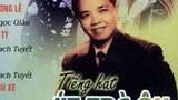 Chương trình buổi hát của danh ca Út Trà Ôn đăng trên quảng cáo