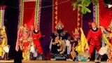 Một màn hát bội trên sân khấu trong nỗ lực bảo tồn nghệ thuật cổ
