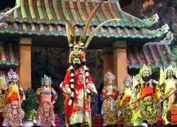 Hát bội Bình Định- photo linh phuong blog myopera.com