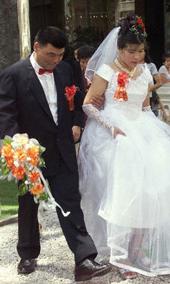 Cô dâu Việt và chú rể Đài Loan