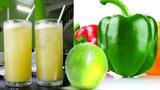 Công thức mà người ăn kiêng ở Việt Nam gọi là detox này, mía là một trong ba thành phần chính. Ngoài mía là nước và nước ép ớt ngọt, cùng với chanh