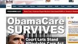 Chính sách cải tổ y tế của Tổng Thống Obama trên Fox News