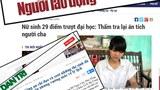 Nữ sinh Bùi Kiều Nhi thi tuyển sinh đại học được 29 điểm