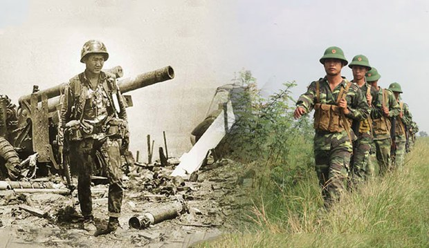 Chiến tranh Việt Nam: Binh lính hai giới tuyến