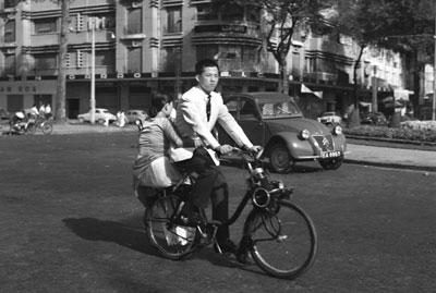 Sài Gòn ngày 1/2/1961.