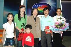 Thầy giáo Đỗ Việt Khoa tại chương trình