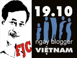 """Logo """"Ngày Blogger Viêt Nam"""""""
