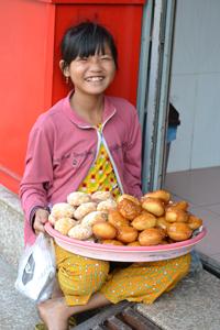 Lao động trẻ em ở VN. RFA photo