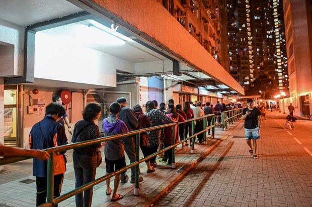 Hong Kong sau bầu cử địa phương