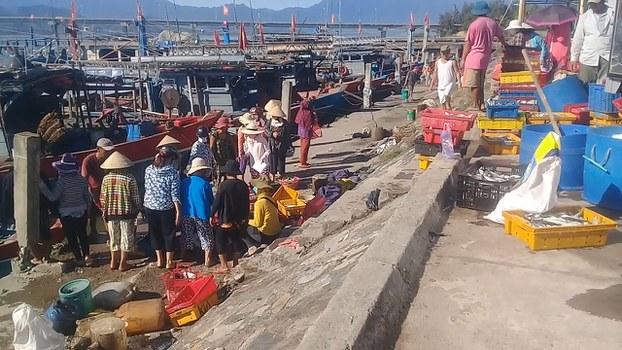 Cảng cá Tư Hiền