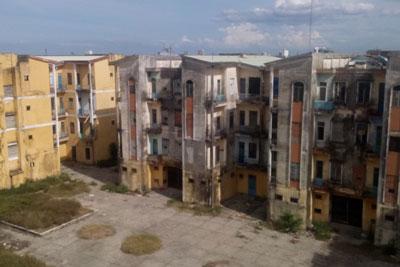 Những chung cư xuống cấp không ai chịu trách nhiệm. RFA