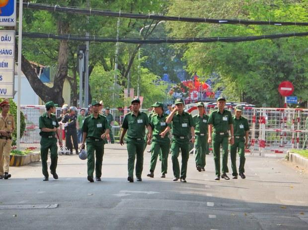 Lực lượng Thanh niên xung phong