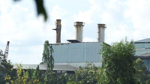 Sông nước miền Tây bị ô nhiễm công nghiệp