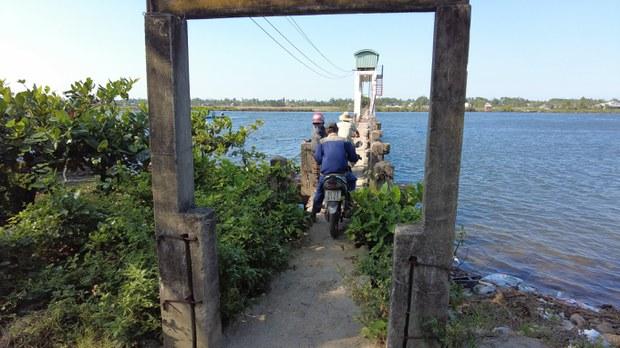 Cầu 'Vĩnh Biệt' tồn tại ba thập kỷ qua ở Quảng Nam…